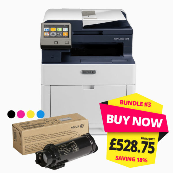 North East Xerox Workcentre 6515 Bundle-3