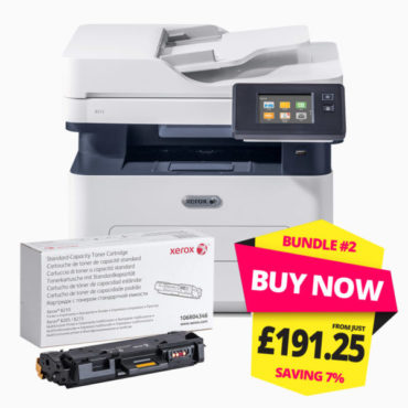 North East Copiers Xerox B215 Multifunction Printer Bundle-2